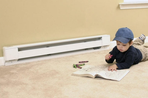 Child Safety: How to Protect Your Child From Baseboard Heaters