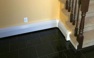 Can You Paint Rusty Baseboard Heaters Vent Amp Cover