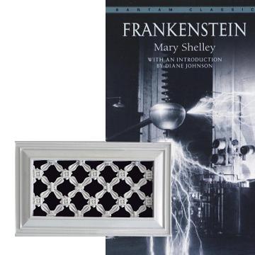 frankenstein inspired goth decor vents